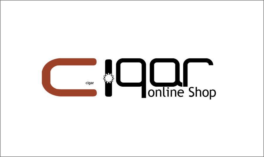 Contest Entry #106 for Logo Design for Cigar Online Shop