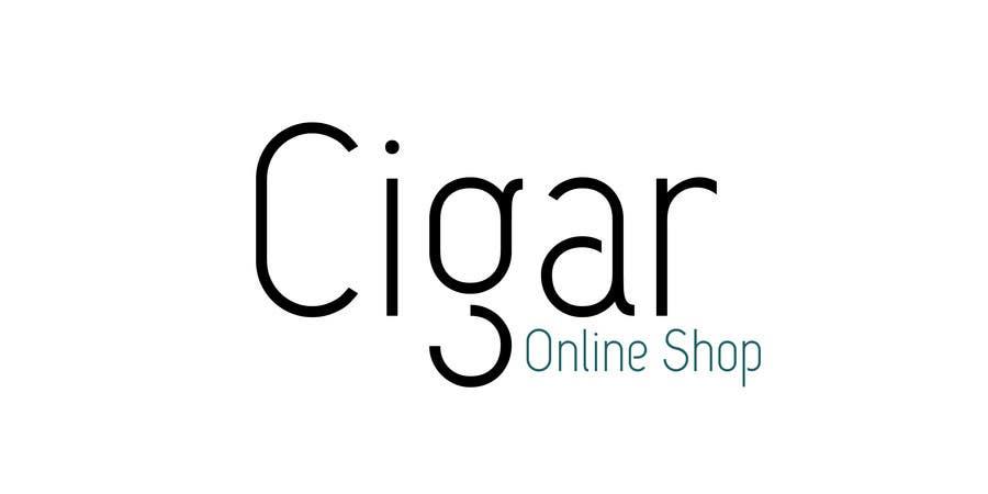 Inscrição nº 58 do Concurso para Logo Design for Cigar Online Shop