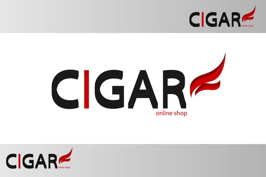 Contest Entry #140 for Logo Design for Cigar Online Shop