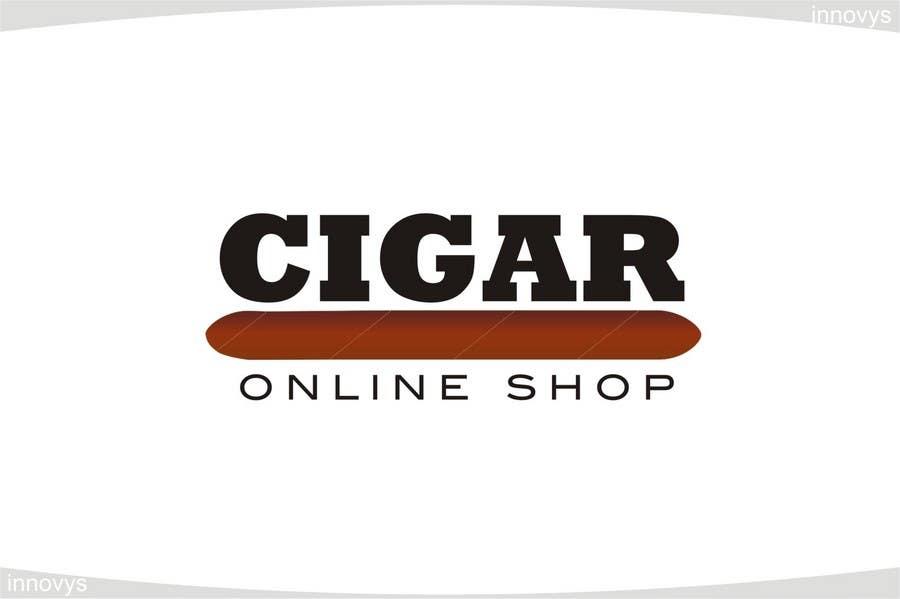 Contest Entry #207 for Logo Design for Cigar Online Shop