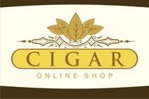 Graphic Design Contest Entry #146 for Logo Design for Cigar Online Shop