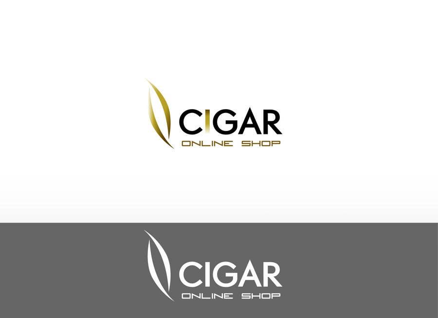Inscrição nº 99 do Concurso para Logo Design for Cigar Online Shop