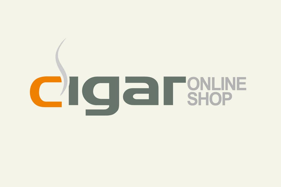 Penyertaan Peraduan #214 untuk Logo Design for Cigar Online Shop
