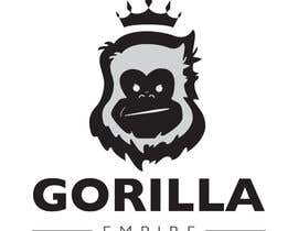 "#76 para Design a Logo for ""Gorilla Empire"" por cerenbet"