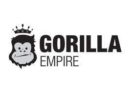 "#79 para Design a Logo for ""Gorilla Empire"" por cerenbet"