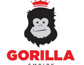 "#94 para Design a Logo for ""Gorilla Empire"" por cerenbet"