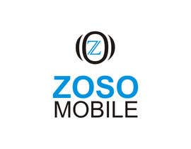 #52 para Design a Logo for ZOSO Mobile por ibed05