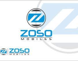 #77 for Design a Logo for ZOSO Mobile by ajdezignz