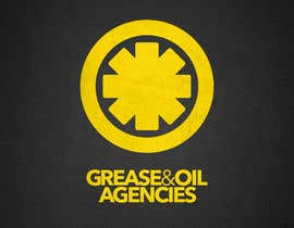 #6 para Design a Logo for GREASE & OIL AGENCIES por ejtalaroc