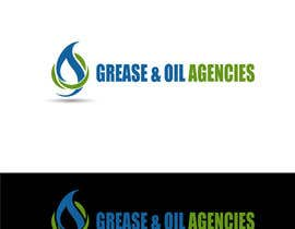 #22 para Design a Logo for GREASE & OIL AGENCIES por ideaz13