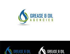 #48 for Design a Logo for GREASE & OIL AGENCIES af ideaz13