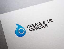 #53 for Design a Logo for GREASE & OIL AGENCIES af kdneel