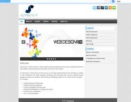 clipinmedia tarafından Build a Website for my company 3 LINE INFOTECH (IT Consulting Services) için no 1