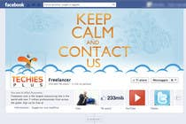 Bài tham dự #11 về Graphic Design cho cuộc thi Facebook Cover Banner Design