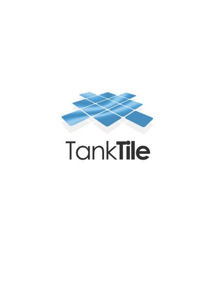 #81 for Design a Logo for Tank Tile by commharm