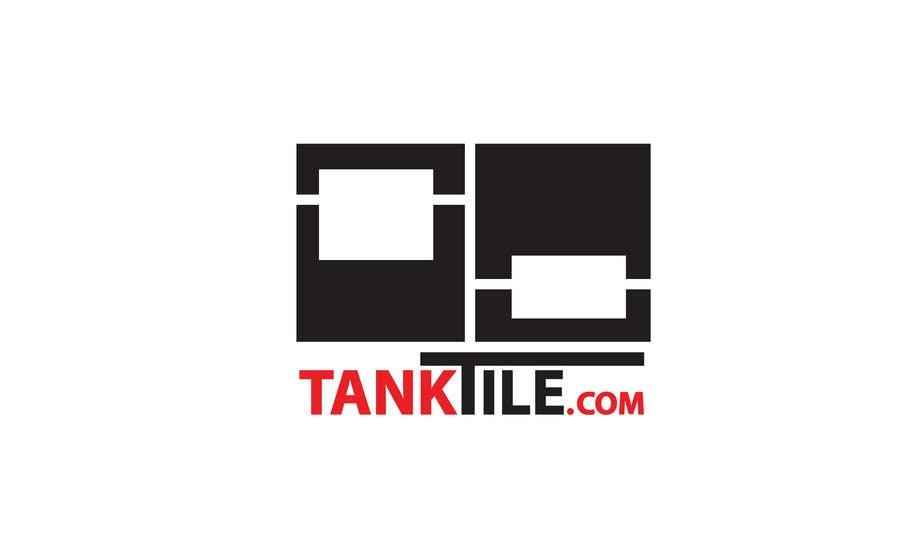 #58 for Design a Logo for Tank Tile by mediaanddesign