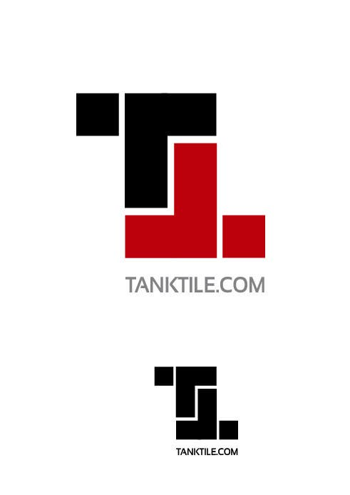Kilpailutyö #99 kilpailussa Design a Logo for Tank Tile