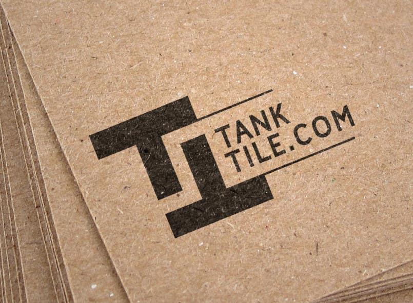 Kilpailutyö #90 kilpailussa Design a Logo for Tank Tile