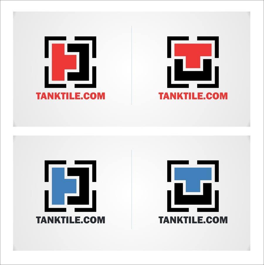 #49 for Design a Logo for Tank Tile by stevepaint