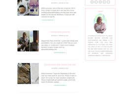 #34 za New astonishing Wordpress template for existing blog od developer97
