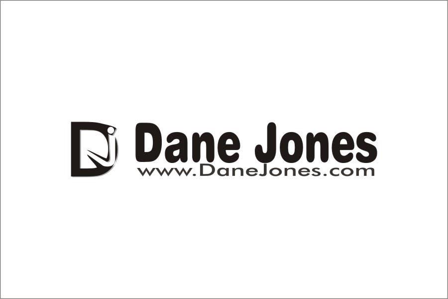 Inscrição nº 583 do Concurso para DaneJones.com Logo needed
