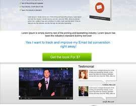 nº 3 pour Sales page degign par webidea12