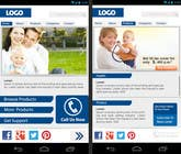 Bài tham dự #13 về Graphic Design cho cuộc thi Design a Mobile Website Mockup for a multinational insurance company