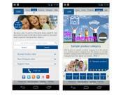 Bài tham dự #15 về Graphic Design cho cuộc thi Design a Mobile Website Mockup for a multinational insurance company