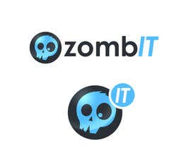 nº 23 pour Logotype Design for Zombit -Software TI Company par filipstamate