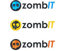 #33 for Logotype Design for Zombit -Software TI Company af filipstamate