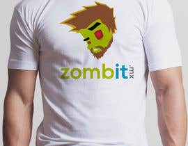 #25 for Logotype Design for Zombit -Software TI Company by StanleyV2