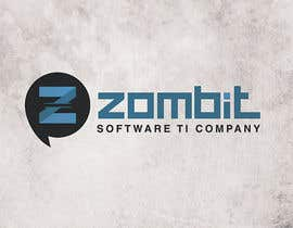 #28 cho Logotype Design for Zombit -Software TI Company bởi sa37