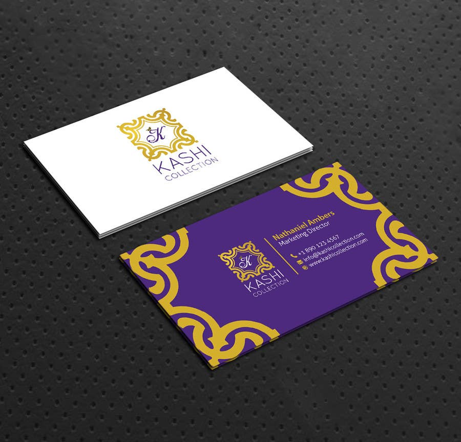 Contest Entry 47 For Design Business Cards An International Fashion Brand