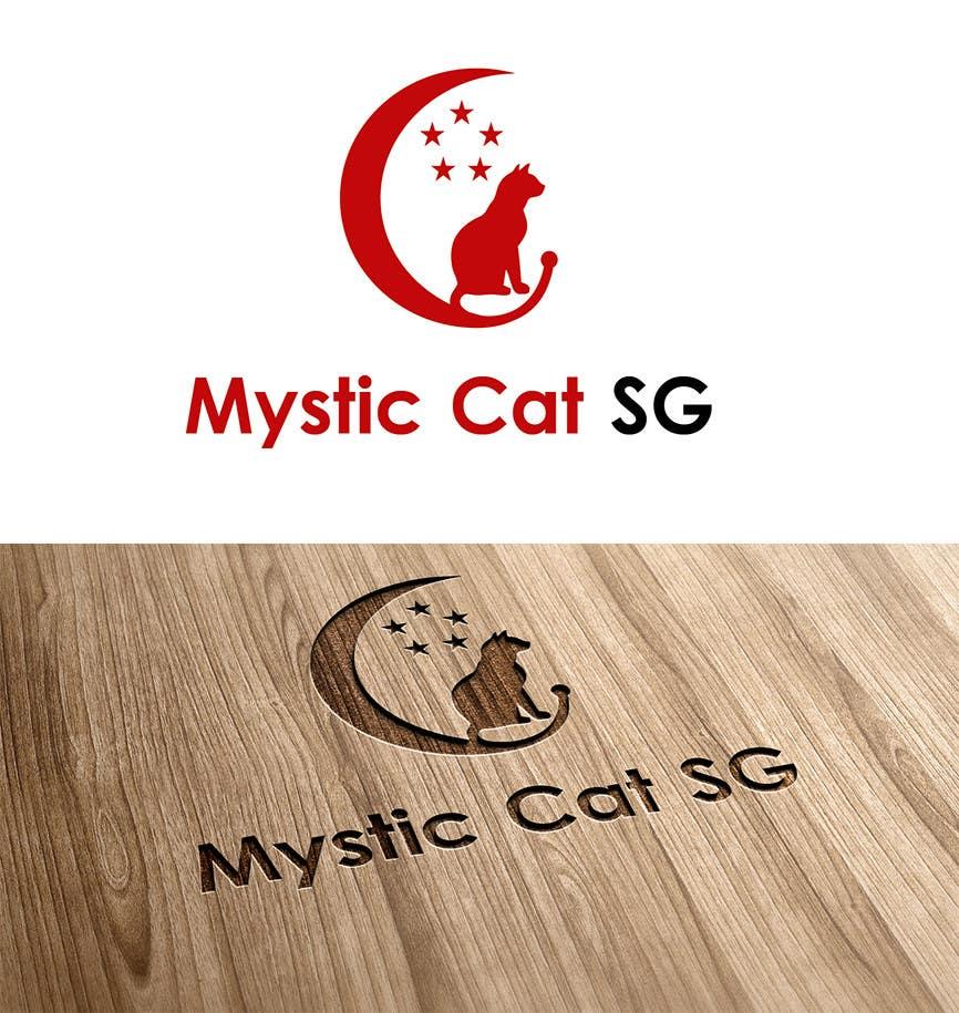 Proposition n°131 du concours Design an elegant Cat logo