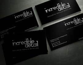 #7 for Design some Business Cards for Car Detailing Company by sashadesigns