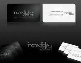 #17 cho Design some Business Cards for Car Detailing Company bởi Artimization