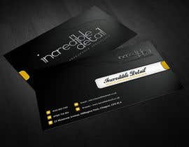 #43 for Design some Business Cards for Car Detailing Company by Artimization