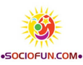 #33 for Design Logo for SOCIOFUN.COM by parulmehta82