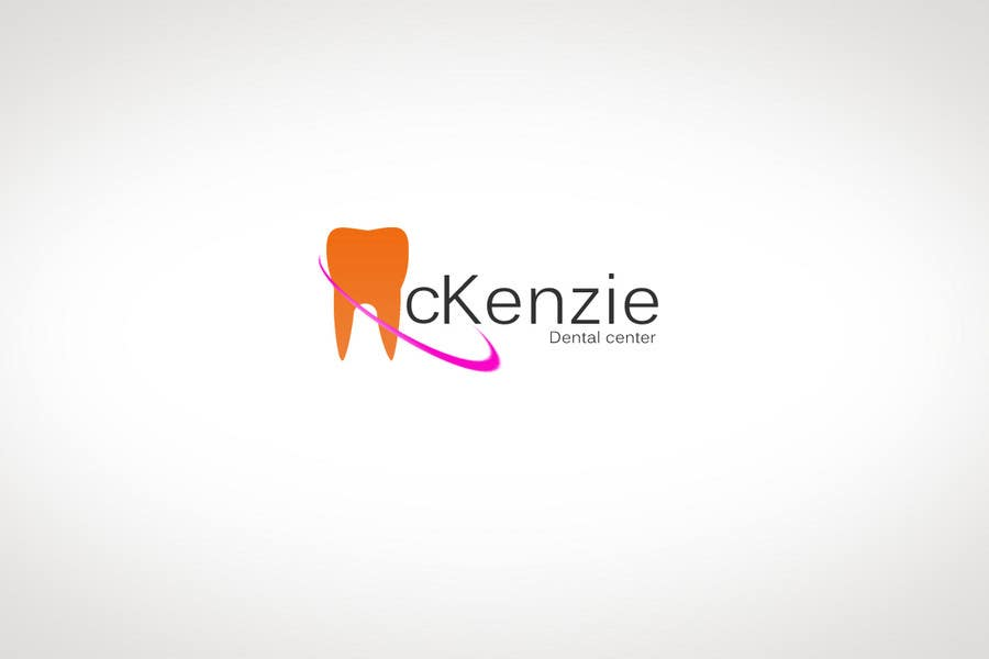 Contest Entry #                                        1                                      for                                         Logo Design for McKenzie Dental Center