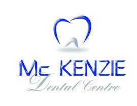 #41 untuk Logo Design for McKenzie Dental Center oleh Muhammadhaneefa