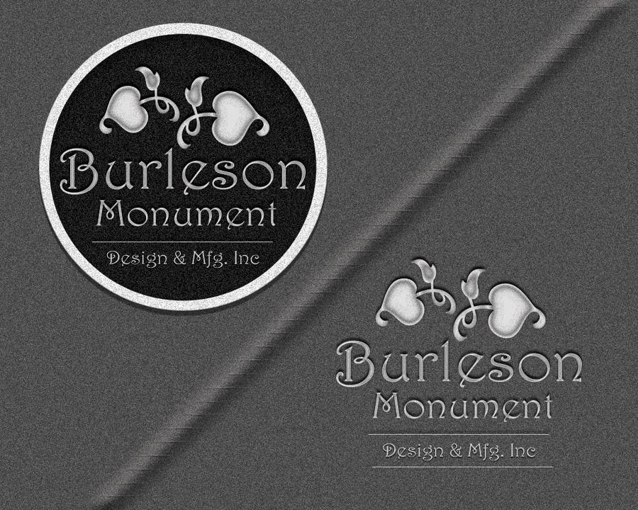 #13 for Design a Logo for Monument / Headstone Company by saidesigns