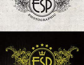 #18 for Design a Logo for ESP Photographic by sa37