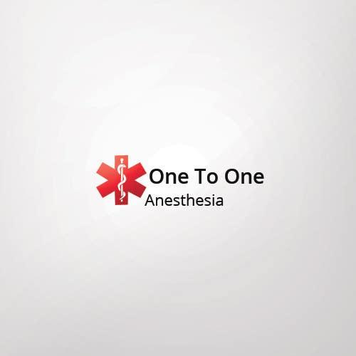 Kilpailutyö #29 kilpailussa Design a Logo for  One to One Anesthesia