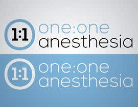 #23 for Design a Logo for  One to One Anesthesia by COJOdesign