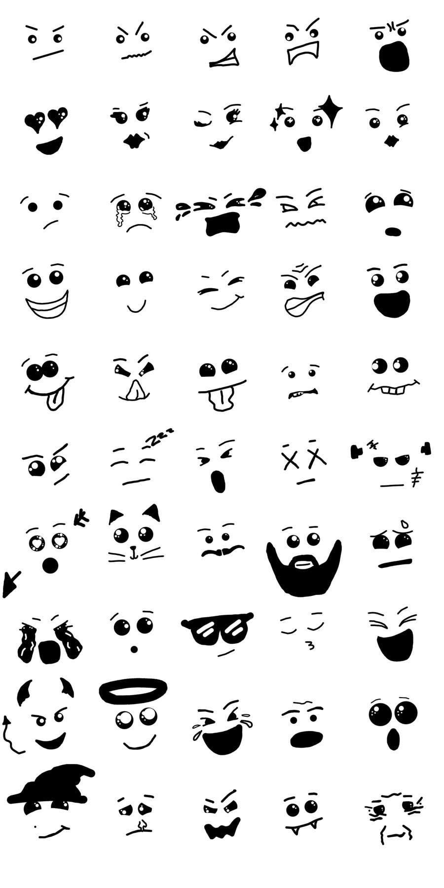 Facial Outline 69