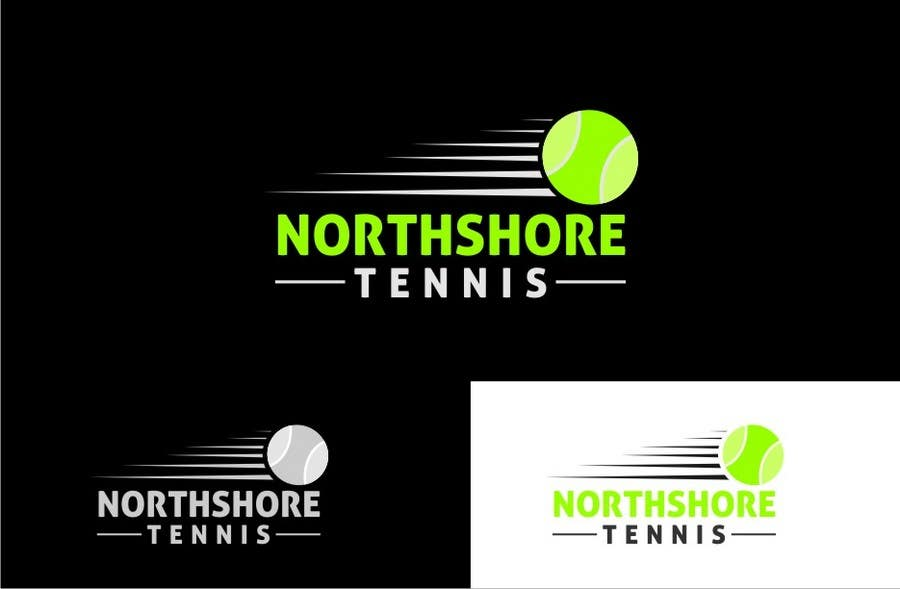 #110 for Logo Design for Northshore Tennis by madcganteng