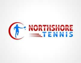 nº 109 pour Logo Design for Northshore Tennis par madcganteng