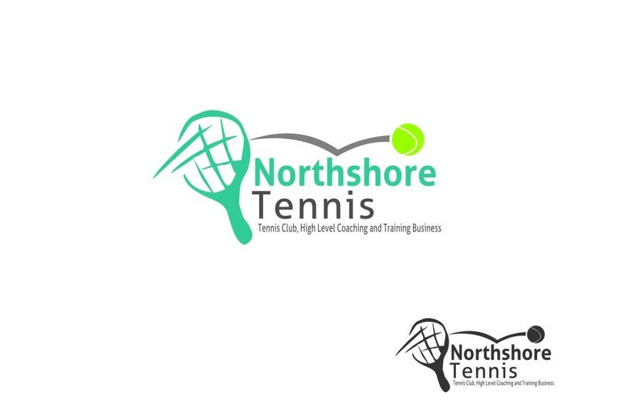 #15 for Logo Design for Northshore Tennis by madcganteng