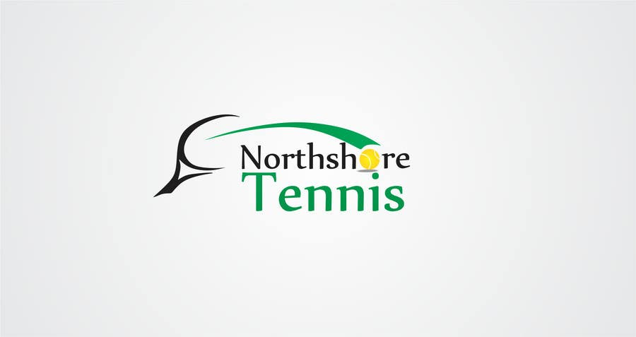 #116 for Logo Design for Northshore Tennis by b0bby123
