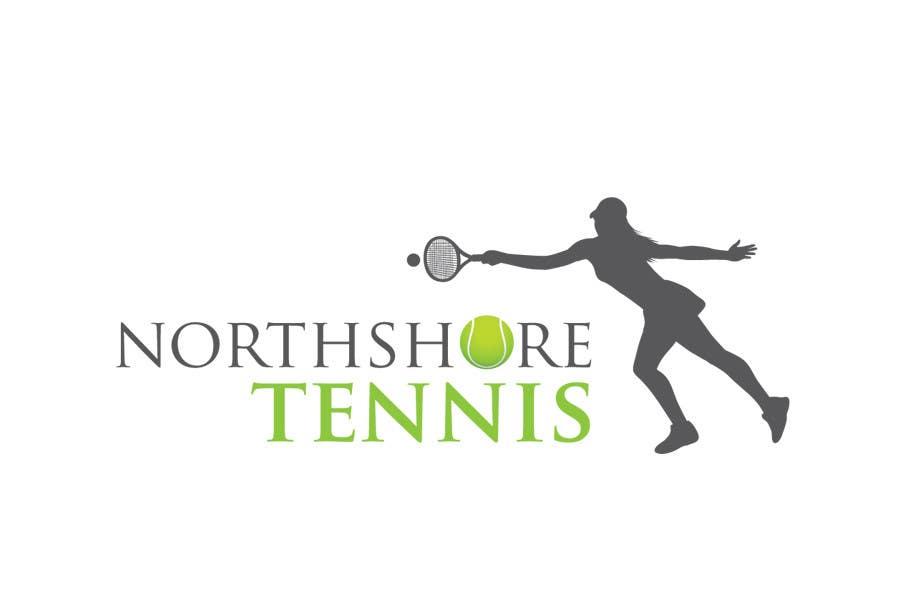 Konkurrenceindlæg #12 for Logo Design for Northshore Tennis
